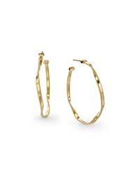 Marrakech Supreme 18K Gold Hoop Earrings Marco Bicego