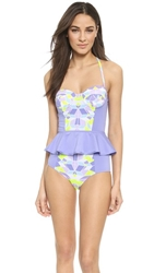 Zinke Starboard One Piece Swimsuit Kaleidoscope