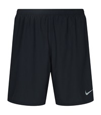 Nike 2 In 1 Running Shorts Male Black