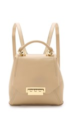Zac Posen Eartha Envelope Backpack Sand