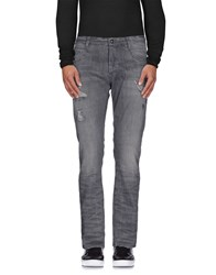 Cnc Costume National C'n'c' Costume National Denim Denim Trousers Men Grey