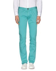 Tommy Hilfiger Denim Trousers Casual Trousers Men Turquoise