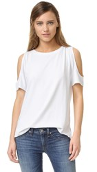Rag And Bone Show Off Tee White