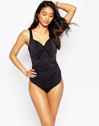 Freya In The Mix Swimsuit Black
