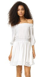 6 Shore Road Brunch Time Dress Moonlight White