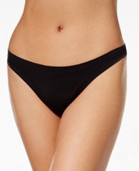 Maidenform Comfort Devotion Thong 40149 Black