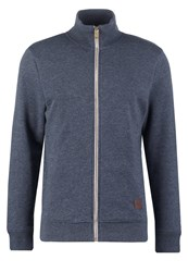Tom Tailor Tracksuit Top Outer Space Blue