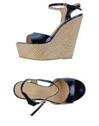 Islo Isabella Lorusso Sandals Dark Blue