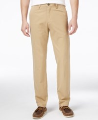 Tommy Bahama Men's Big And Tall Island Chinos Tanned