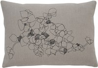 K Studio Vines Pillow Series Kudzu Pillow