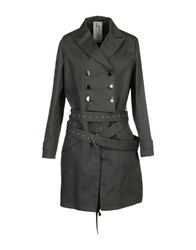 Uniqueness Coats And Jackets Full Length Jackets Women Black