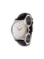 Zenith 'Captain Ultra Thin' Analog Watch Stainless Steel