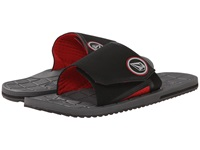 Volcom Stryker Slide Charcoal Men's Sandals Gray
