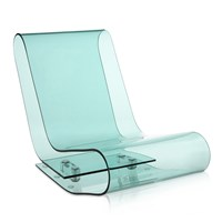 Kartell Lcp Chair Sky Blue