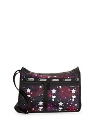 Le Sport Sac Deluxe Everyday Bag Snoopy Galaxy