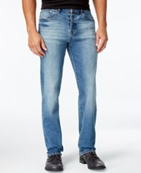 American Rag Men's Slim Fit Medium Blue Wash Jeans Only At Macy's Medium Wash