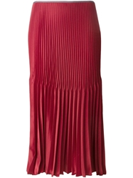 Barbara Casasola Classic Pleated Skirt