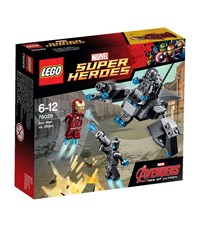 Lego Iron Man Vs. Ultron Unisex