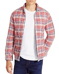 Faherty Quilted Reversible Shirt Jacket Bloomingdale's Exclusive