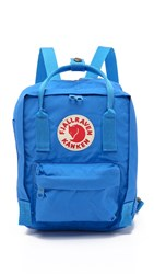 Fjall Raven Kanken Mini Backpack Un Blue