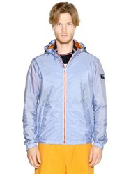 Paul And Shark Hooded Nylon Jacket