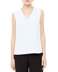 Ted Baker Dexi Sleeveless Top Pale Blue