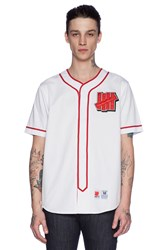 Undefeated Head Hunter Jersey White