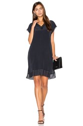 Charli Manon Dress Navy