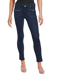 Ck Calvin Klein Cropped Ankle Jeans Trafaluc Blue