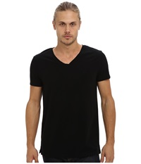 Alternative Apparel Moroccan Tee Black Men's Short Sleeve Pullover