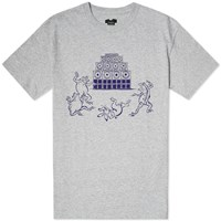 Sasquatchfabrix. Party Animals Tee Grey