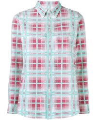Visvim Wally Check Shirt Multi Coloured