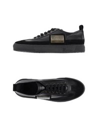 John Galliano Low Tops And Trainers Black