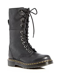 Dr. Martens Hazil Tall Slouch Boots Black