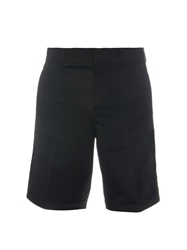 Golden Goose Contrast Panel Cotton Shorts