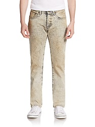 Prps Sonic Acid Wash Jeans Faded Grey