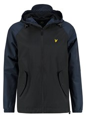 Lyle And Scott Summer Jacket True Black