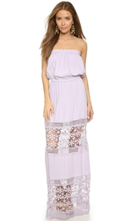 6 Shore Road By Pooja Charlotte Maxi Dress Lilac