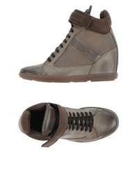 Santoni Footwear High Tops And Trainers Women