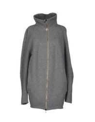Paolo Errico Cardigans Grey