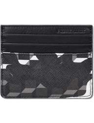Pierre Hardy Camo Cube Card Holder