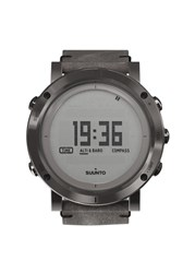 Suunto Essential Stainless Steel Outdoor Watch Grey