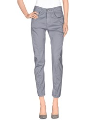Fifty Four Trousers Casual Trousers Women Light Grey