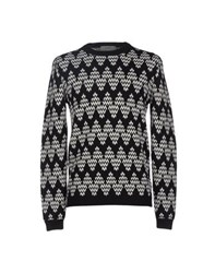 M.Grifoni Denim Knitwear Jumpers Men Black