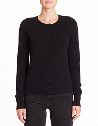 Lord And Taylor Cashmere Cardigan Black