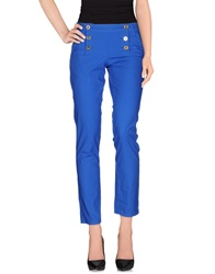 Juicy Couture Casual Pants Blue