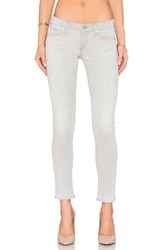 Citizens Of Humanity Racer Low Rise Skinny Greystone