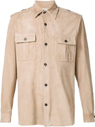 Melindagloss Safari Shirt Nude And Neutrals