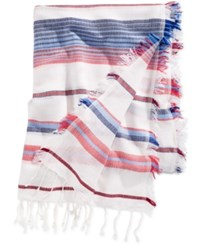 Collection Xiix Convertible Beach Bestie Blanket Wrap Americana