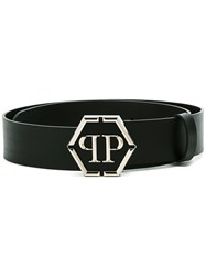 Philipp Plein 'Chelsea' Belt Black